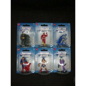 COPY - Justice League Mini Figures, set of 6